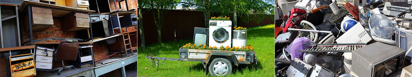 junk removal service in edmonton for furniture removal, landscaping debris, appliances and other household items